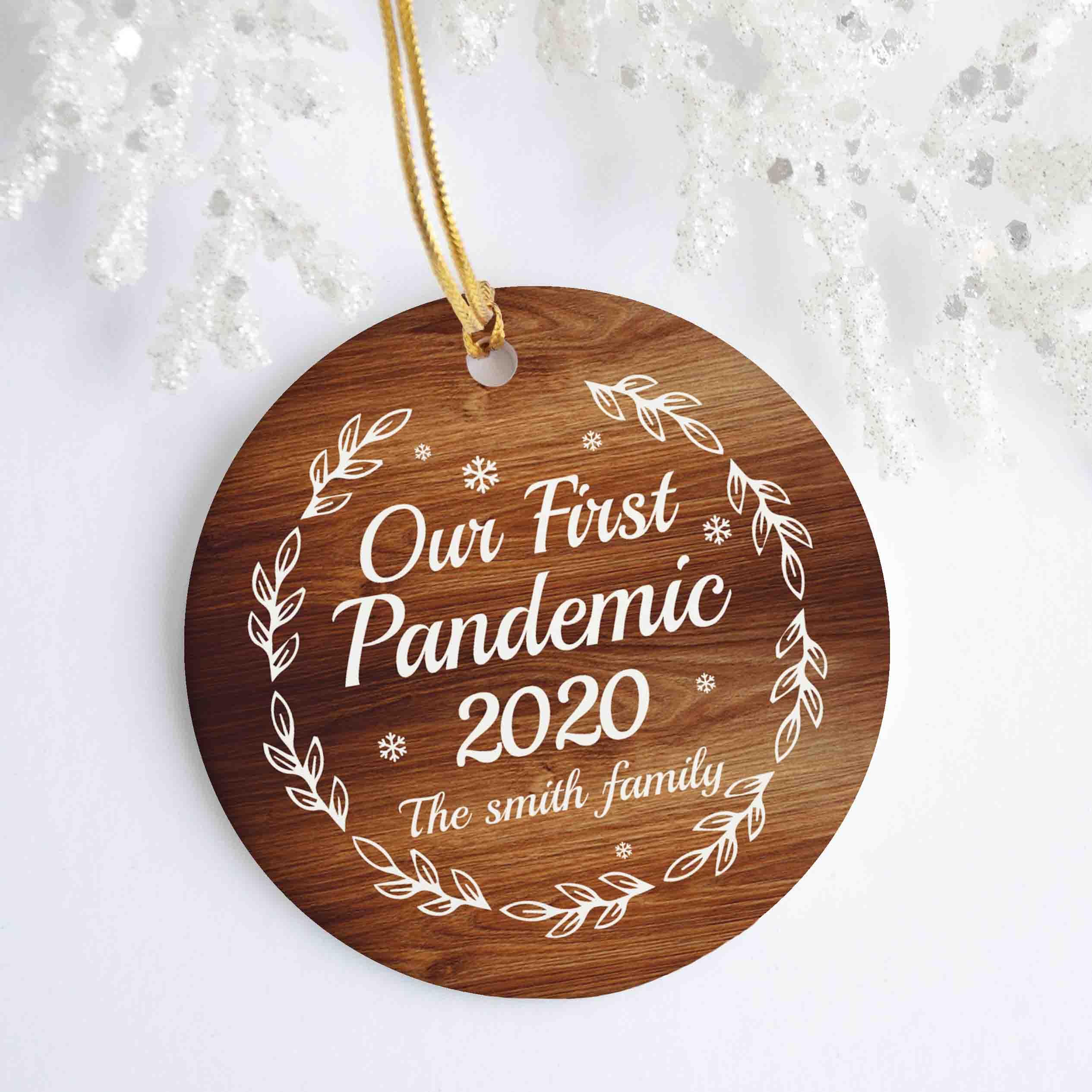 Doa Group 2020 12 03 07.46.43 Personalized Christmas Ornament 2 - Cubebik