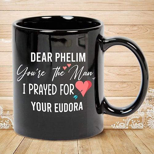 Personalized Mug For Him