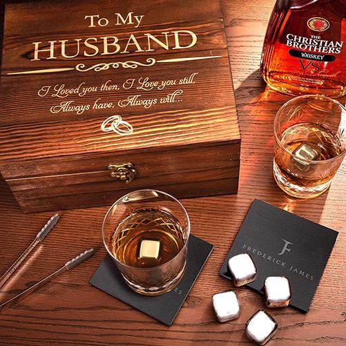 Whiskey Set For Husband