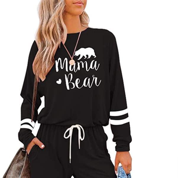 Mother-Daughter Gifts Sweatshirt And Sweatpants Set
